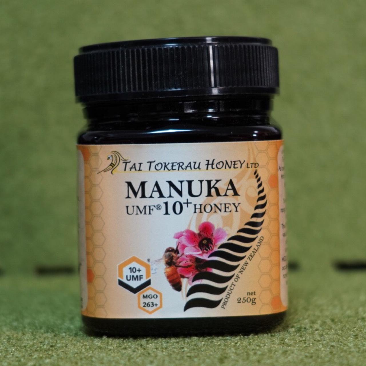 記事 connectがおすすめする最強のマヌカハニー『Tai Tokerau Honey(タイ・トケラウ・ハニー)』発売開始!のアイキャッチ画像